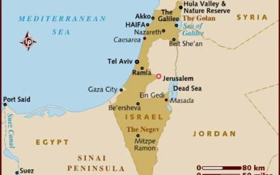 Israel Is Back on The Map!