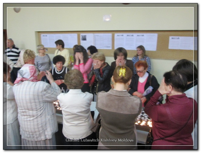 New Year New Beginning, Rosh Hashana 5776-2015 in Kishinev Moldova