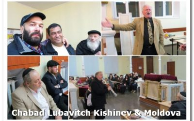 Jewish Kishinev Gathers for a Touching Concert Performance