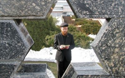 Holocaust Victim Memorial in Bendery