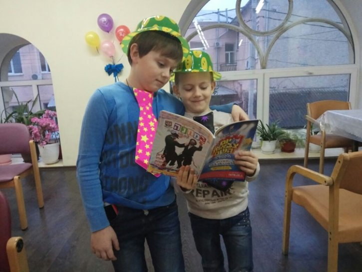 Purim 'Around the Clock' – Moldova 2017
