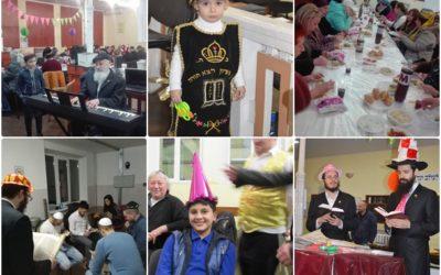 Jewish Moldova Celebrates Purim 5779