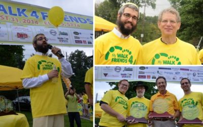 Cleveland Walk4Friends Nets $336,641