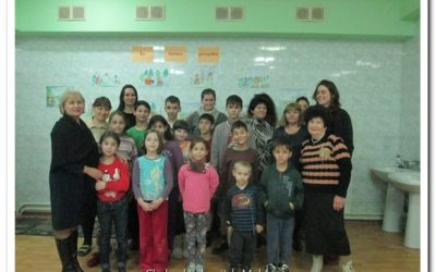 Fruits for Moldova's Orphans