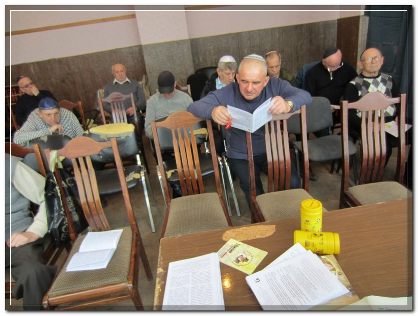 Moldova Celebrates Purim with Joy